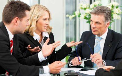 7 claves para impactar en sus citas con altos ejecutivos